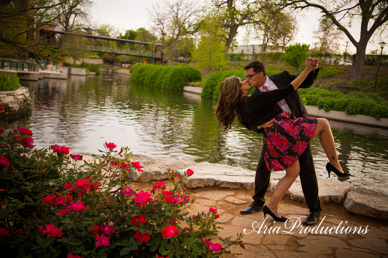 Aria Productions Jose And Brenda S Engagement Session At