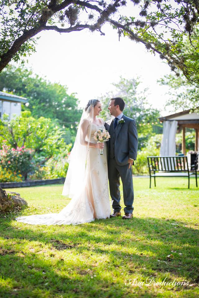 Oak Valley Vineyard Wedding