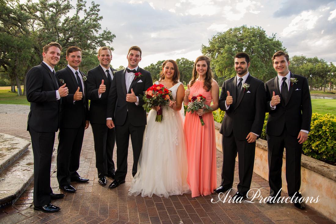 A&M Wedding