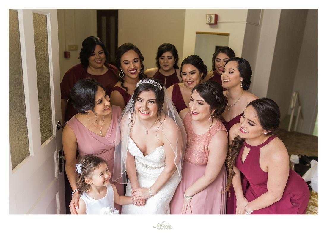 Villa at Cielo Vista wedding