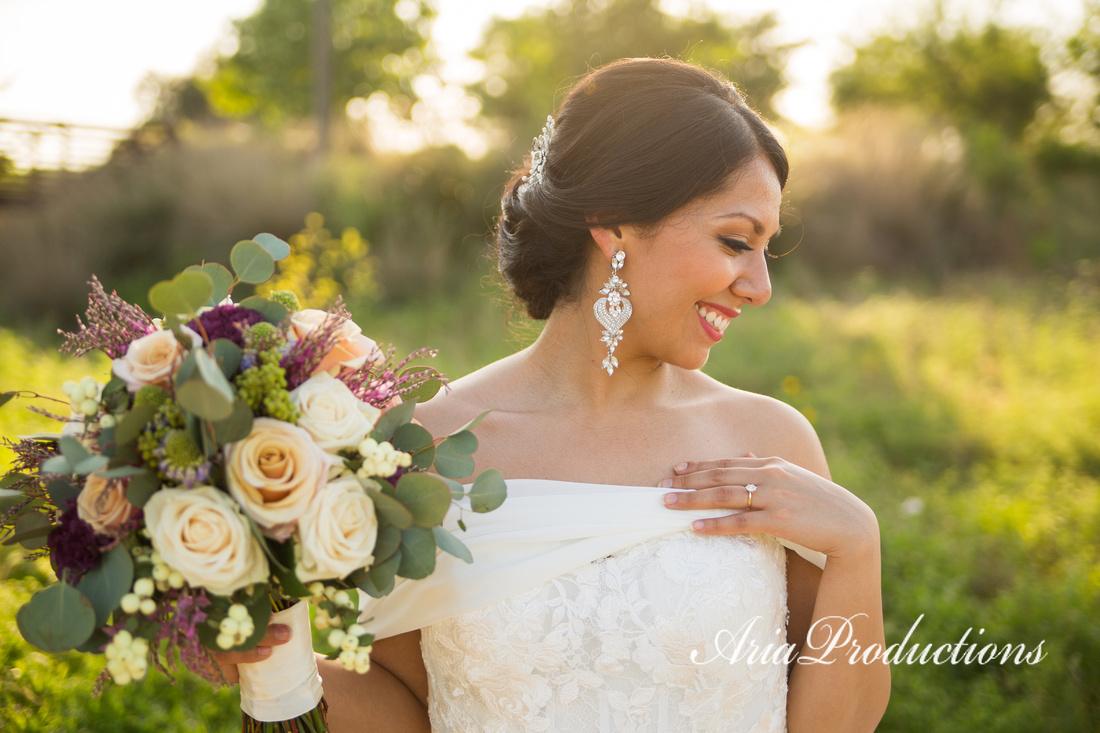Dreamy bridal bouquet