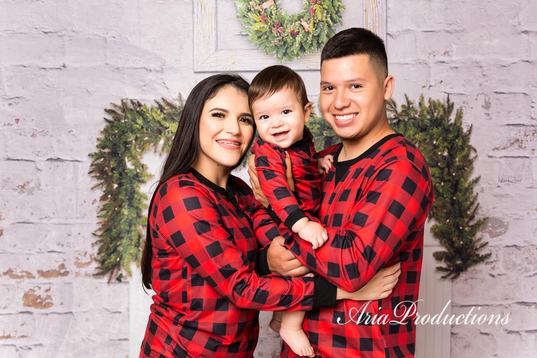 Pajama Family Photos