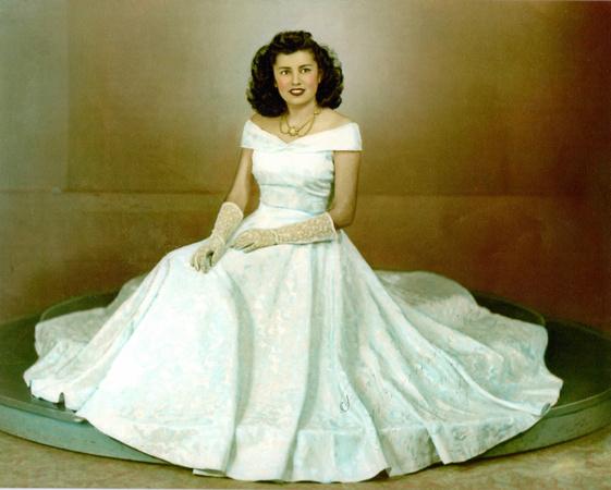 Estefana Martinez Social Dress