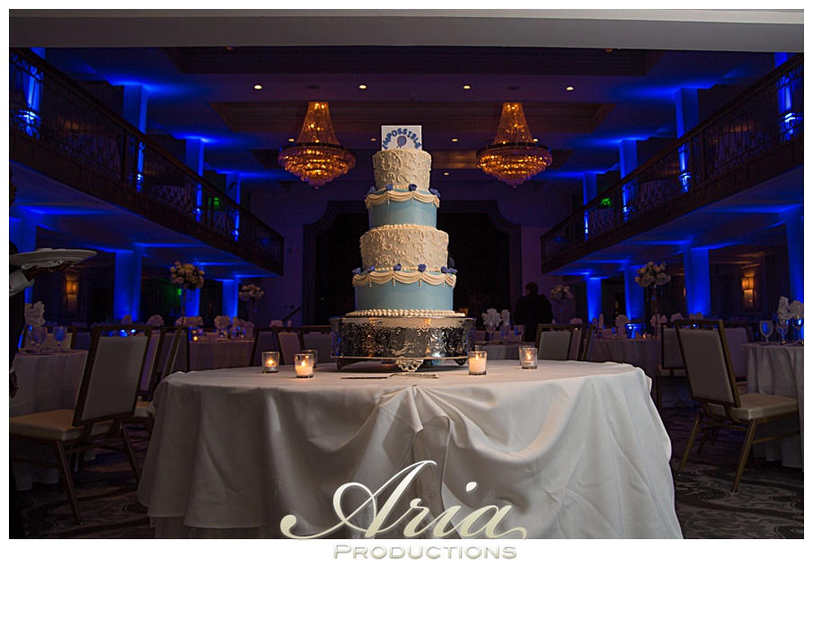 Aria Productions Something Blue At The St Anthony Hotel A