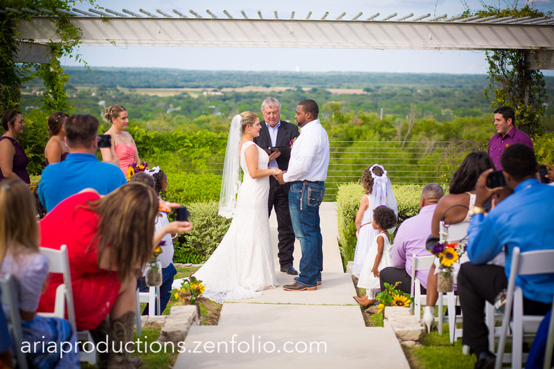 Aria Productions San Antonio Wedding Photography Hill