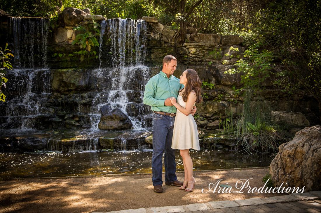 Aria Productions | Jaime + Jessica | Engaged at Zilker Botanical ...