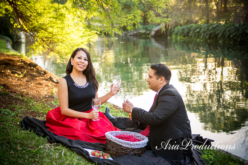 Aria Productions Love In Downtown San Antonio Ray