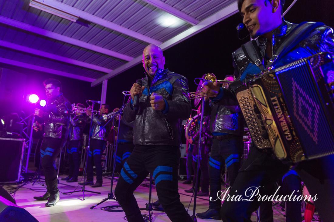 South Texas Accordion Wedding Band
