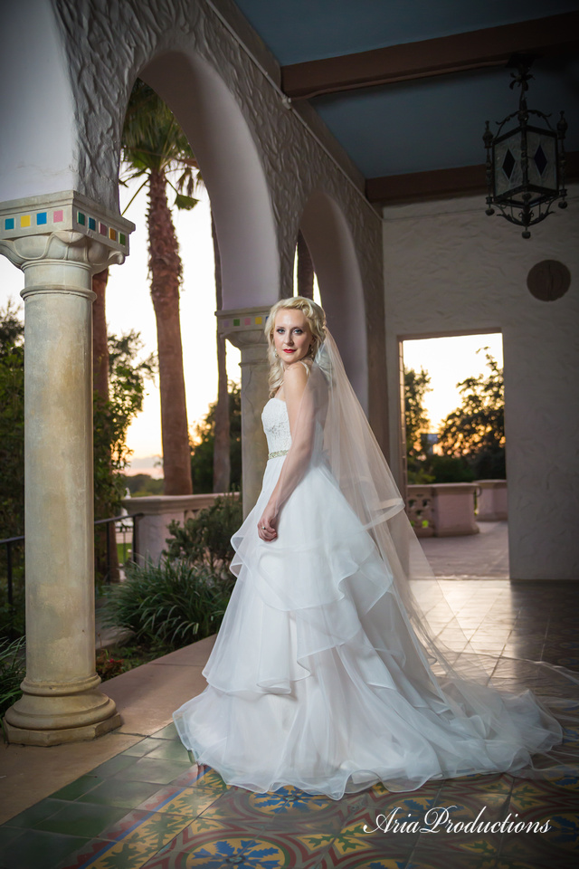 Aria Productions | How to look amazing in your bridal portraits