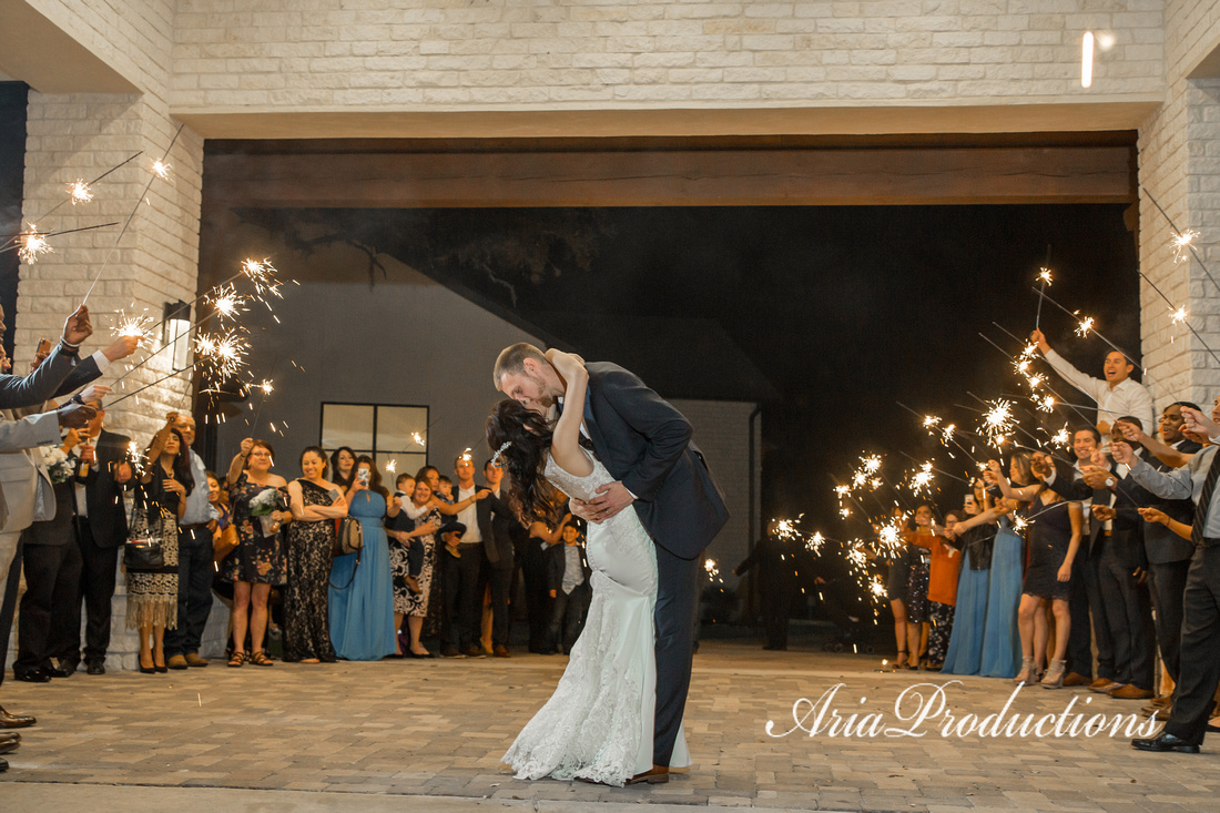 Aria Productions | Heartfelt Wedding at Hayes Hollow, Hidden Falls, TX
