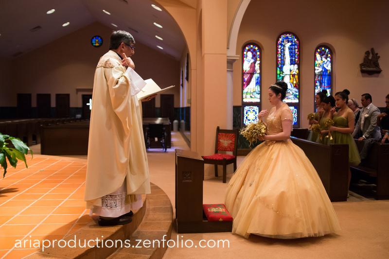 The Dominion San Antonio >> Aria Productions   San Antonio Quinceañera: St. Peters and ...