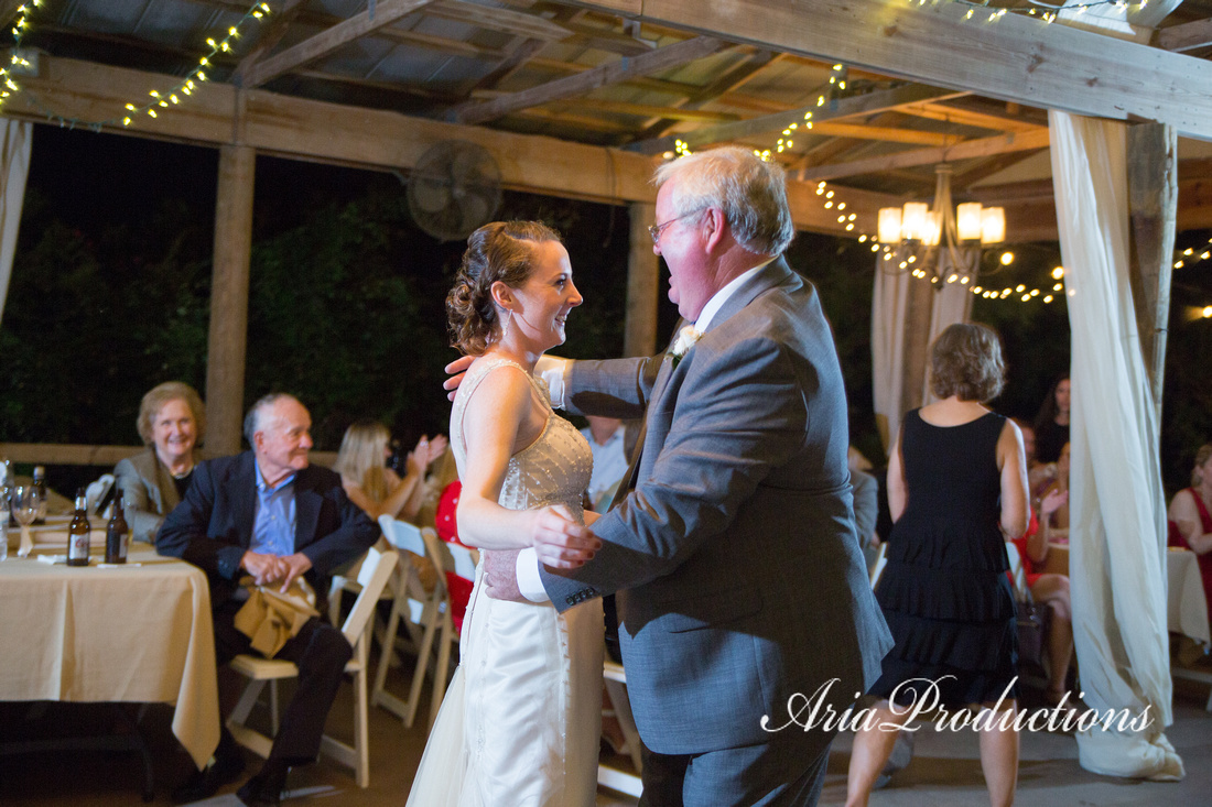 Father of bride dance