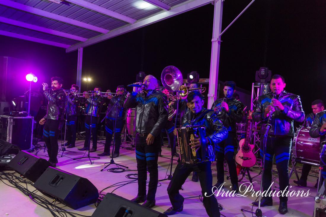 South Texas Wedding Band