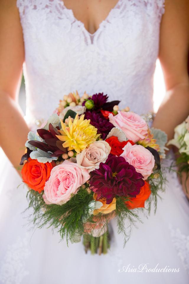 Multicolor bouquet