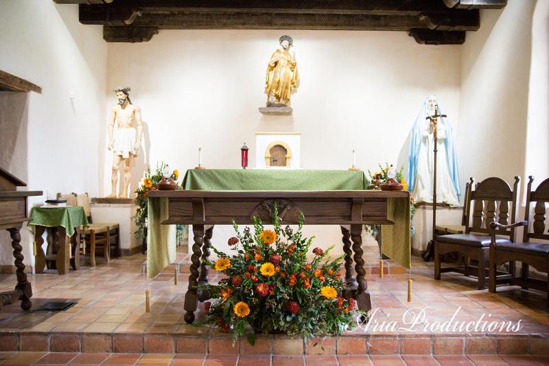 Altar Flowers Fall